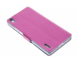 Luxe booktype hoes Huawei Ascend P7