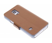 Luxe booktype hoes Samsung Galaxy S5 Mini