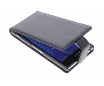 Zwart stijlvolle flipcase Sony Xperia Z2