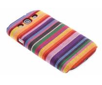 Katoenen hardcase Samsung Galaxy S3 / Neo