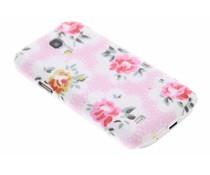 Bloemen design hardcase Samsung Galaxy S4 Mini