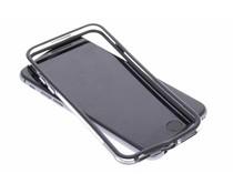 Zwart transparante bumper iPhone 6 / 6s