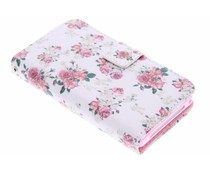 Design TPU booktype hoes Sony Xperia Z1 Compact