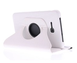 360º draaibare krokodil tablethoes Galaxy Tab 3 Lite 7.0