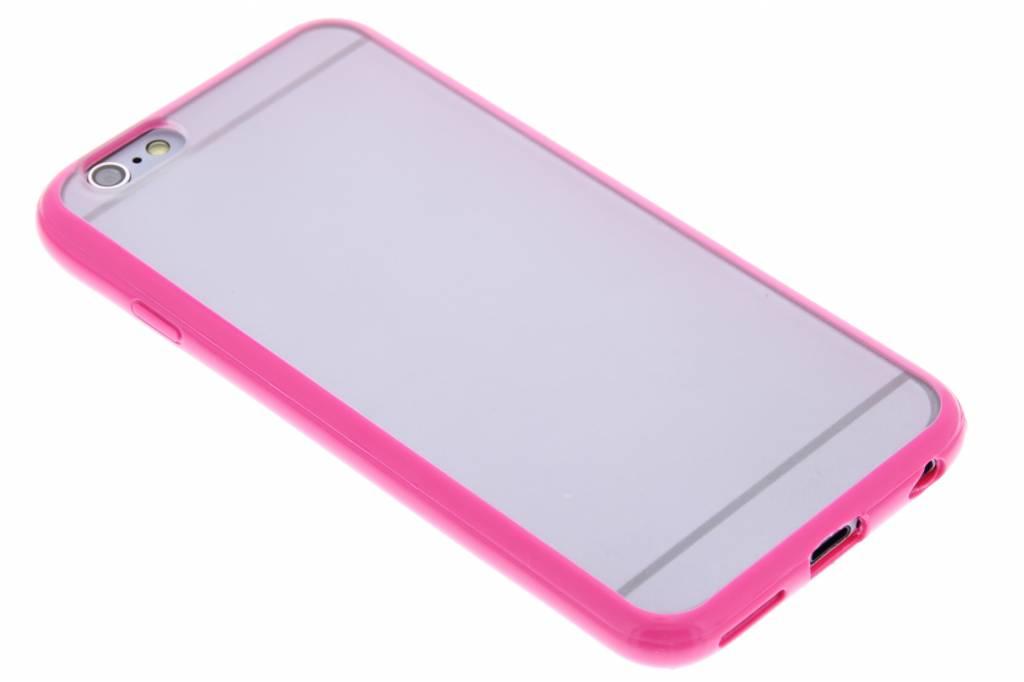 Fuchsia hardcase/TPU hoesje voor de iPhone 6 / 6s