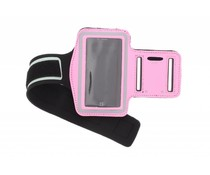 Roze sportarmband iPhone 4 / 4s / iPod Touch 4g