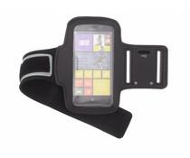 Zwart sportarmband Nokia Lumia 925