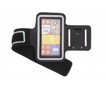 Zwart sportarmband Nokia Lumia 625