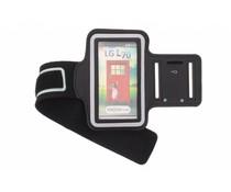 Zwart sportarmband LG L70 / L65