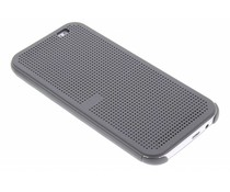 Grijs Dot-Cover hoes HTC One M8 / M8s