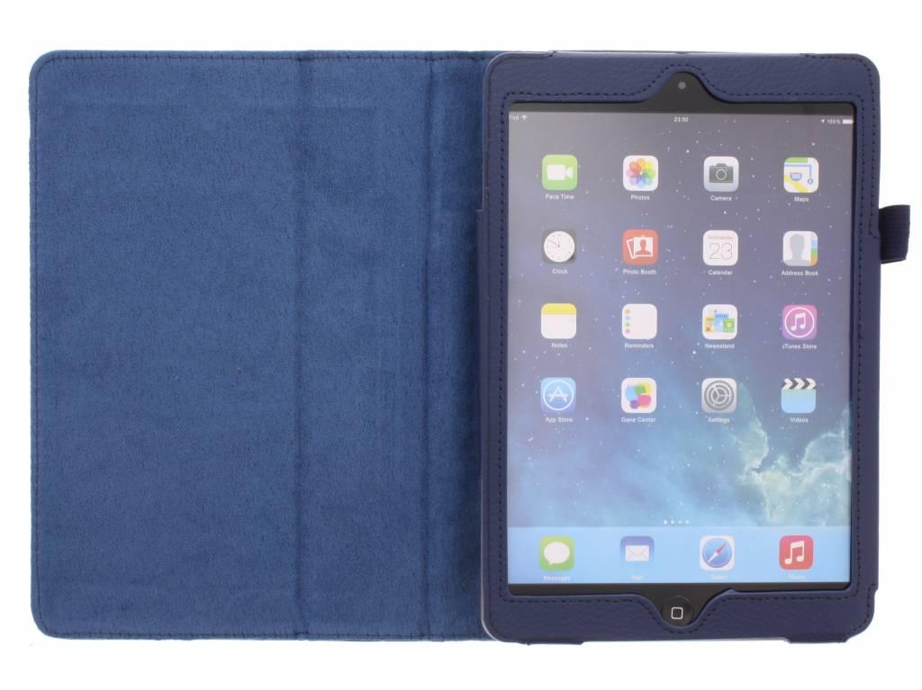Manchon De Comprimé Solide Bleu Foncé Pour Ipad D'air 2 V8hfGB0B