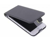 Muvit Slim Flip Case iPhone 6 / 6s - zwart