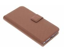 Muvit Wallet Folio Elegant iPhone 6 / 6s - Bruin