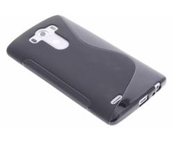 Zwart S-line TPU hoesje LG G3