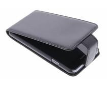 Zwart stijlvolle flipcase iPhone 6 / 6s