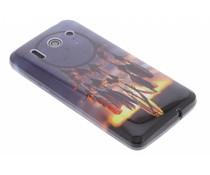 Design TPU siliconen hoesje Huawei Ascend G510