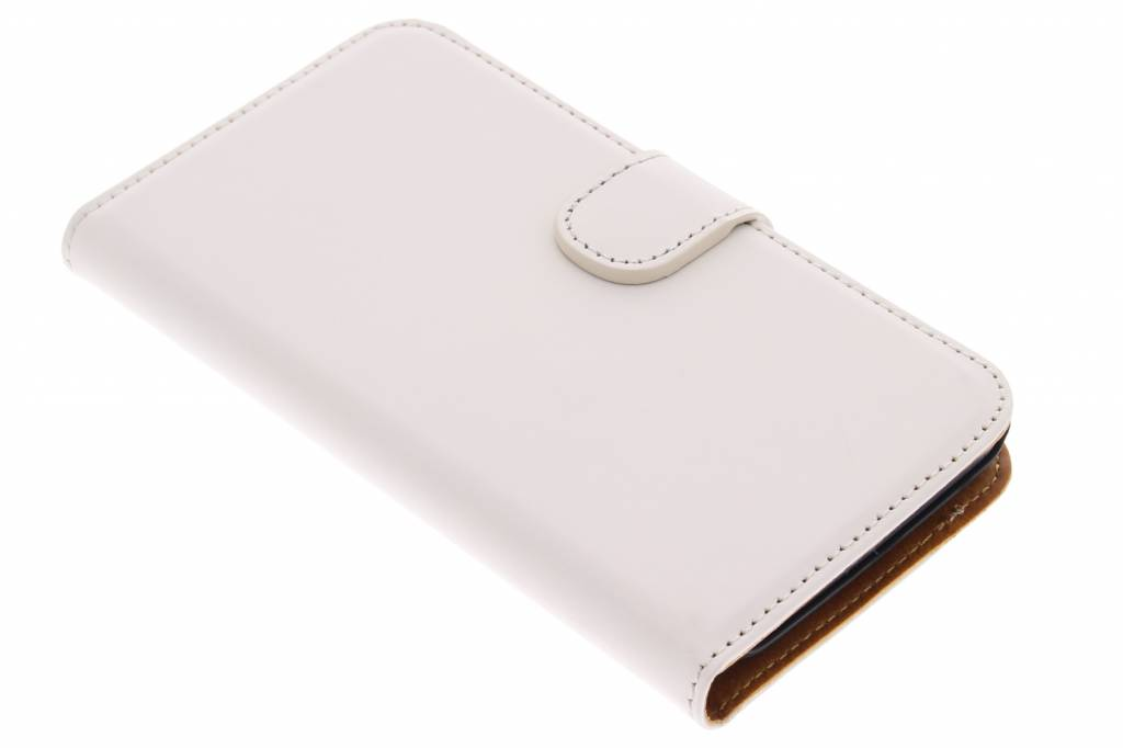 Mobiparts Premium Wallet Case voor de Huawei Ascend G510 - White