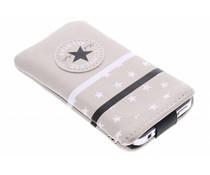 Converse Pouch Starlight L – Zilver