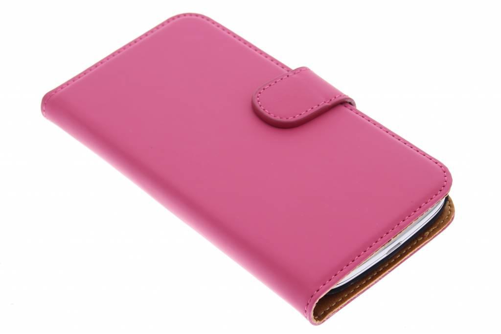 Mobiparts Premium Wallet Case voor de Samsung Galaxy Core - Pink