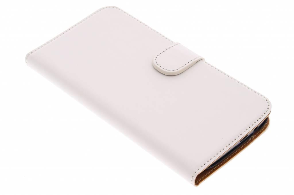 Mobiparts Premium Wallet Case voor de HTC One M8 / M8s - White