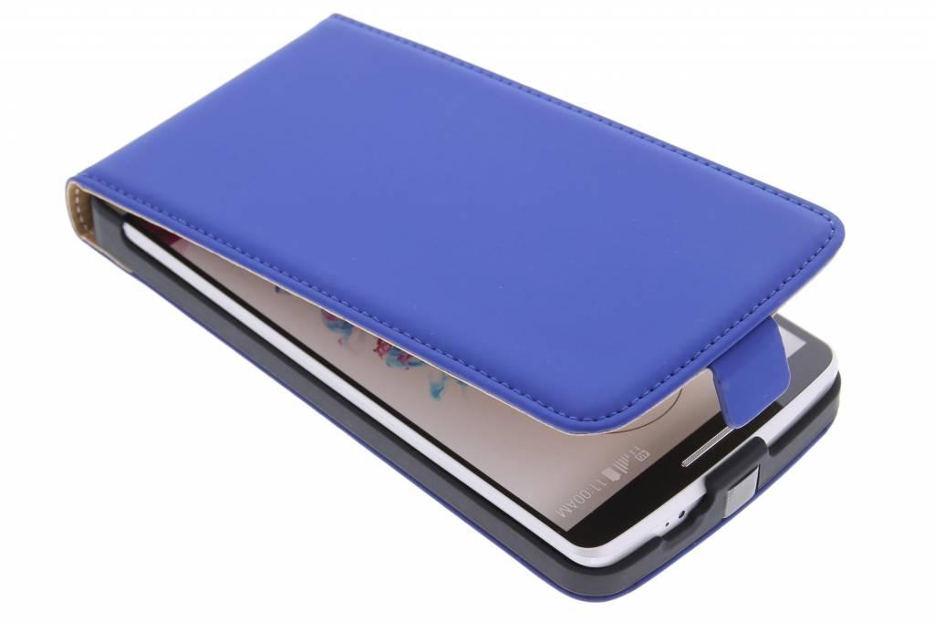 Mobiparts Premium flipcase voor de LG G3 - Blue