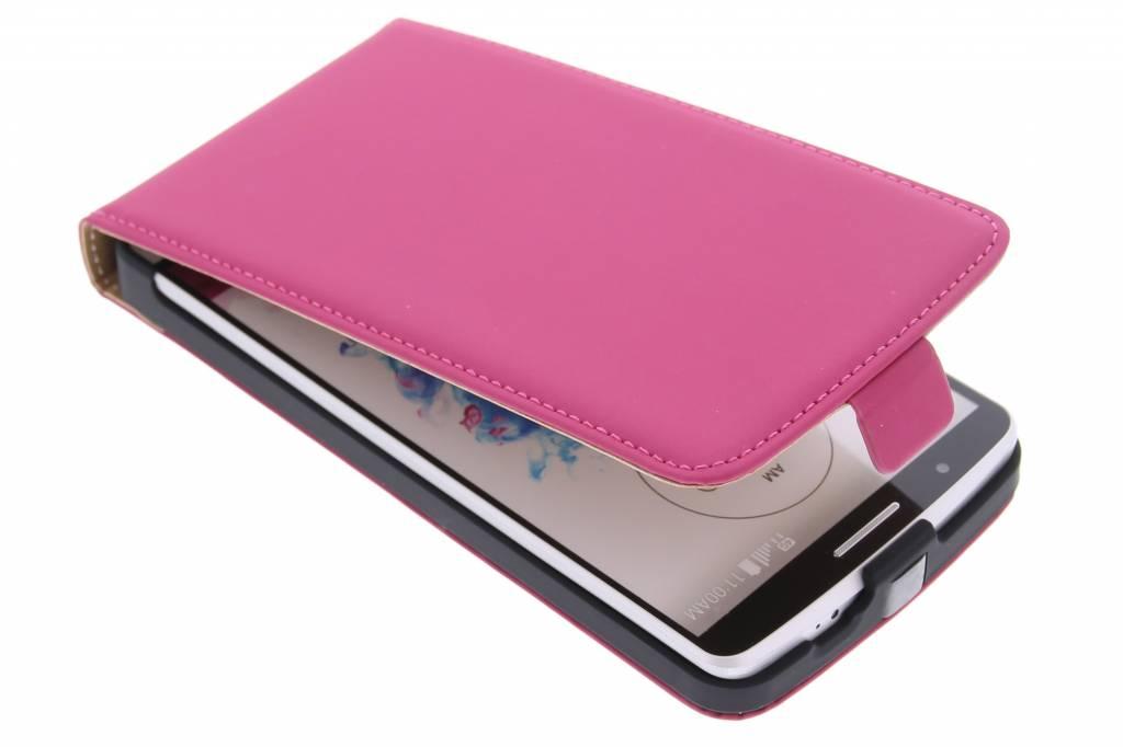 Mobiparts Premium flipcase voor de LG G3 - Pink