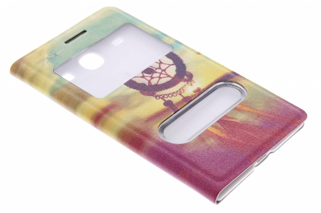 Dromenvanger design flipcover voor de Samsung Galaxy Core