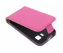 Mobiparts Premium flipcase Samsung Galaxy Young 2 - Pink