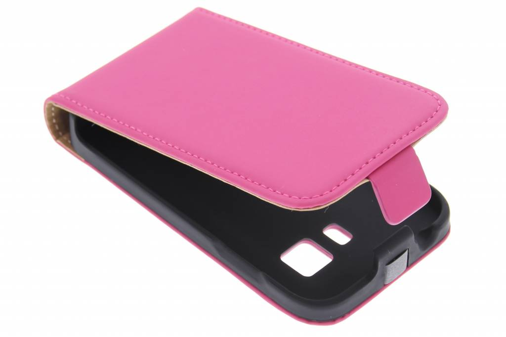 Mobiparts Premium flipcase voor de Samsung Galaxy Young 2 - Pink
