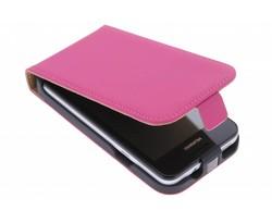 Mobiparts Premium flipcase Huawei Ascend Y330 - Pink