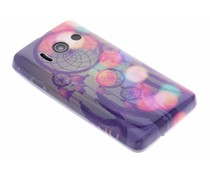 Design TPU siliconen hoesje Huawei Ascend Y300