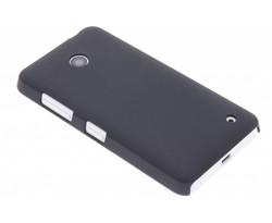 Zwart effen hardcase Nokia Lumia 630 / 635