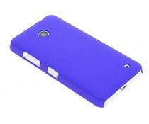Blauw effen hardcase Nokia Lumia 630 / 635