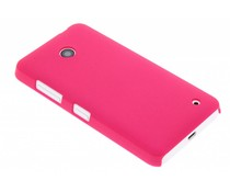 Fuchsia effen hardcase hoesje Nokia Lumia 630 / 635