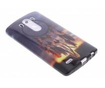Design TPU siliconen hoesje LG G3