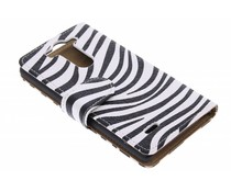 Zebra booktype hoes LG G3 S