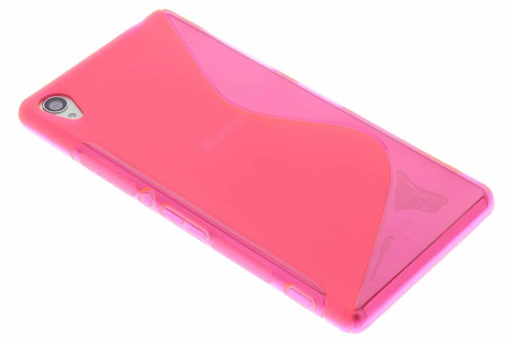 Rosé S-line TPU hoesje voor de Sony Xperia Z3