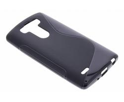 Zwart S-line TPU hoesje LG G3 S