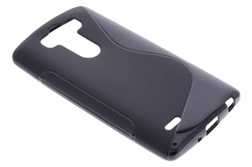 Zwart S-line TPU hoesje voor de LG G3 S