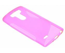 Rosé S-line TPU hoesje LG G3 S