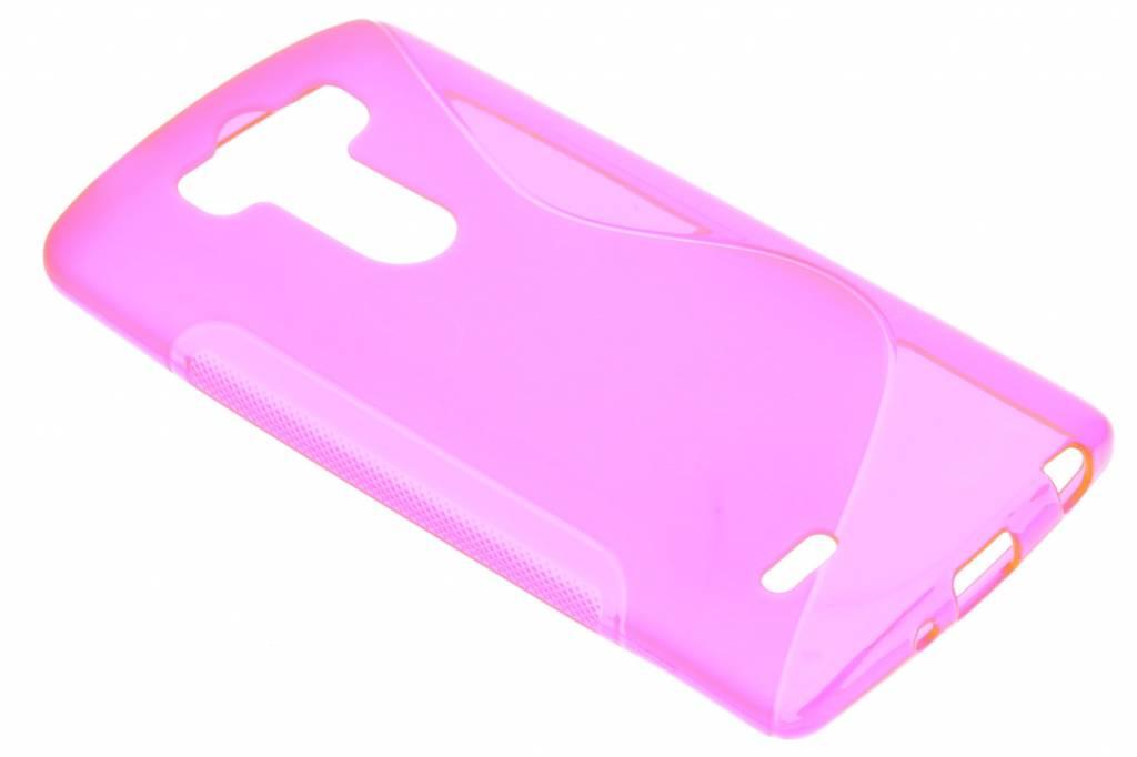 Rosé S-line TPU hoesje voor de LG G3 S