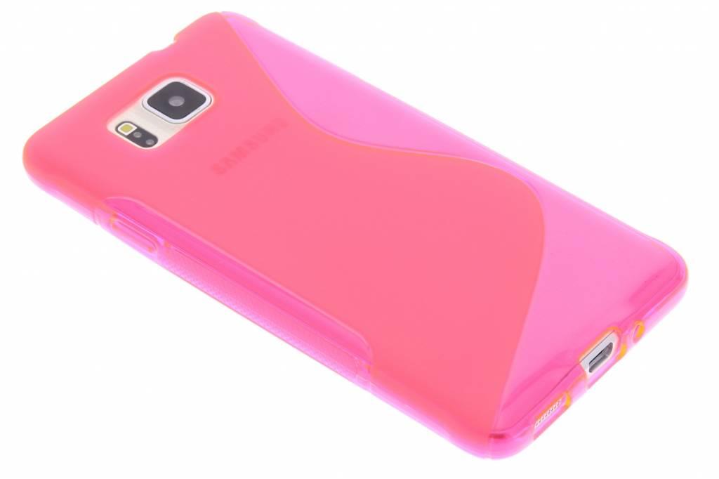 Rosé S-line TPU hoesje voor de Samsung Galaxy Alpha