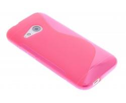 Rosé S-line TPU hoesje HTC One Mini 2