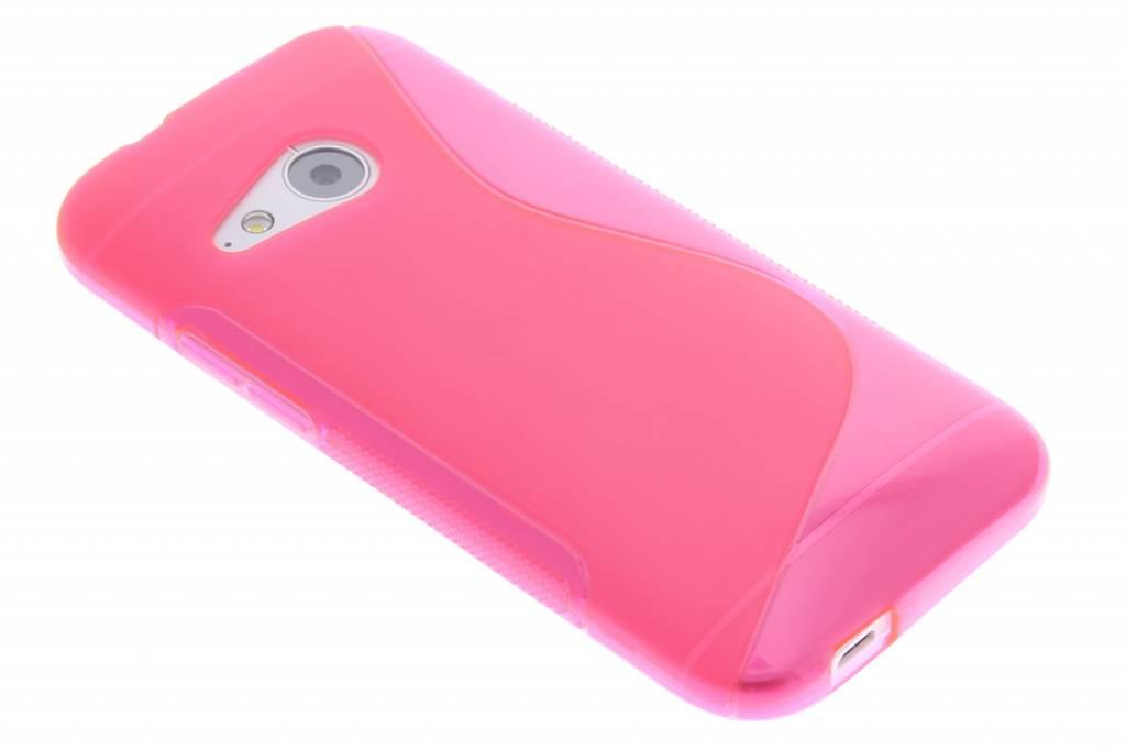 Rosé S-line TPU hoesje voor de HTC One Mini 2