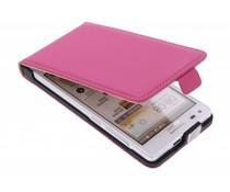 Mobiparts Premium flipcase Huawei Ascend G6 - Pink