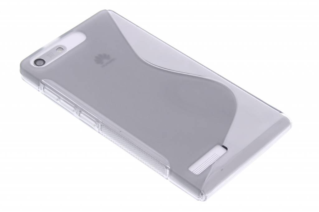 Gijs S-line TPU hoesje voor de Huawei Ascend G6