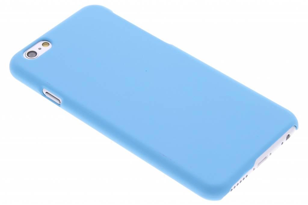 Turquoise effen hardcase hoesje voor de iPhone 6 / 6s