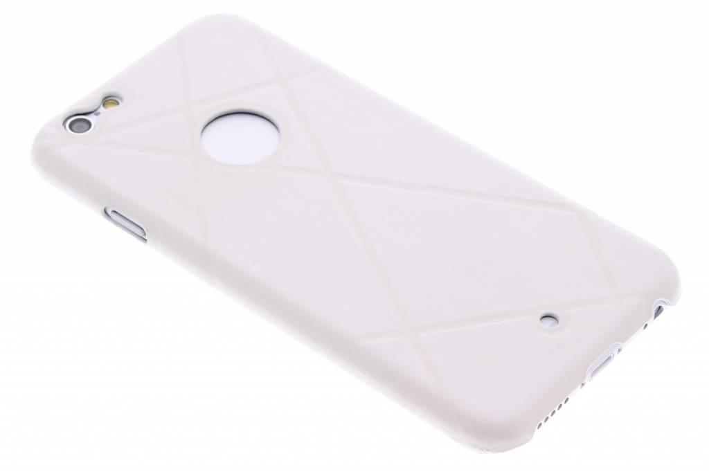 Wit sport design TPU hardcase hoesje voor de iPhone 6 / 6s