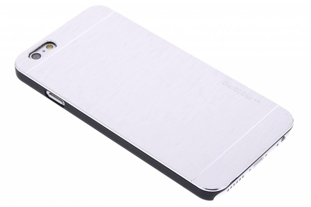 Zilveren brushed aluminium hardcase voor de iPhone 6 / 6s