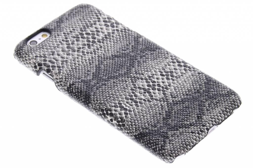 Zwarte slangen design hardcase voor de iPhone 6 / 6s